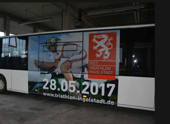 TrafficBoard Triathlon Ingolstadt 28.05.2017